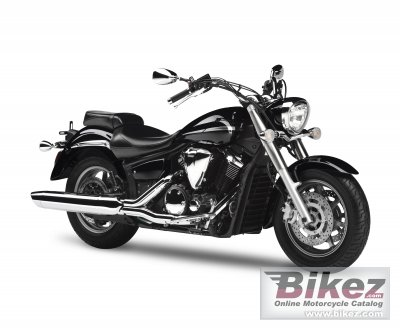 2013 Yamaha XVS1300A Midnight Star